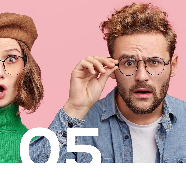 e37c286542 Une paire de lunettes achetée, la deuxième à partir de 1 euro !